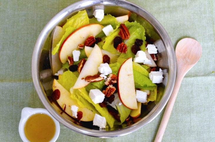 Recetas vegetales - ensalada