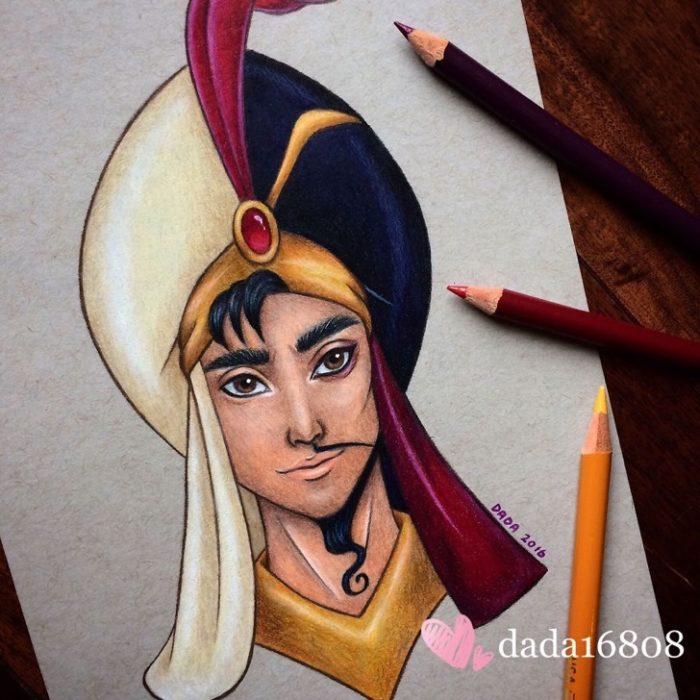 Rostros unidos - Aladdin