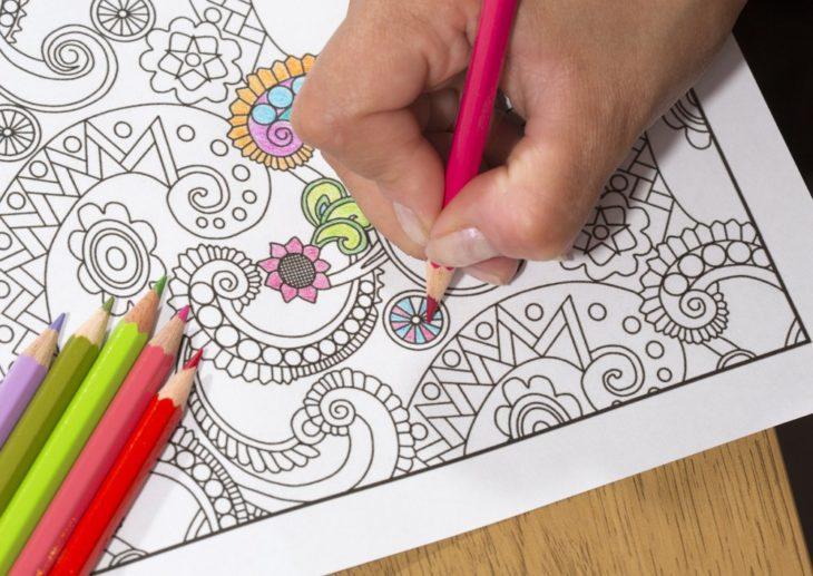 dibujos para colorear de adultos