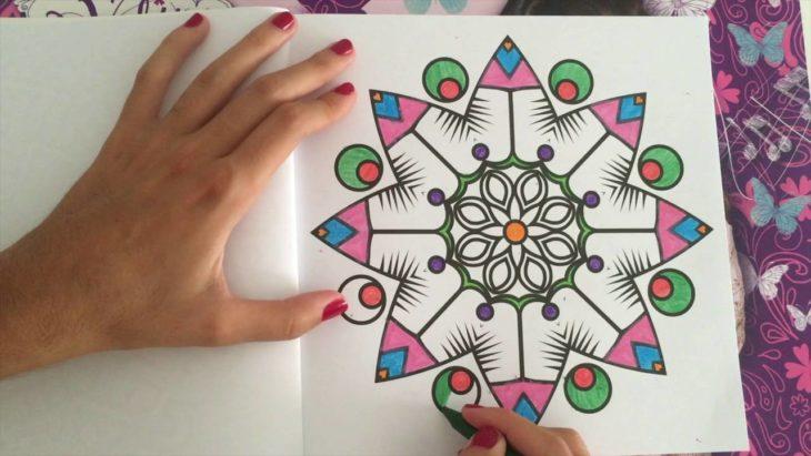 los dibujos son una forma de meditación