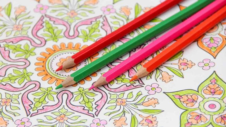 dibujos para que los adultos coloreen