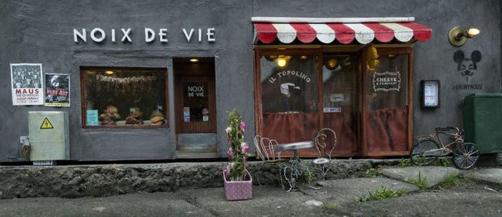 cafetería para ratones en suecia