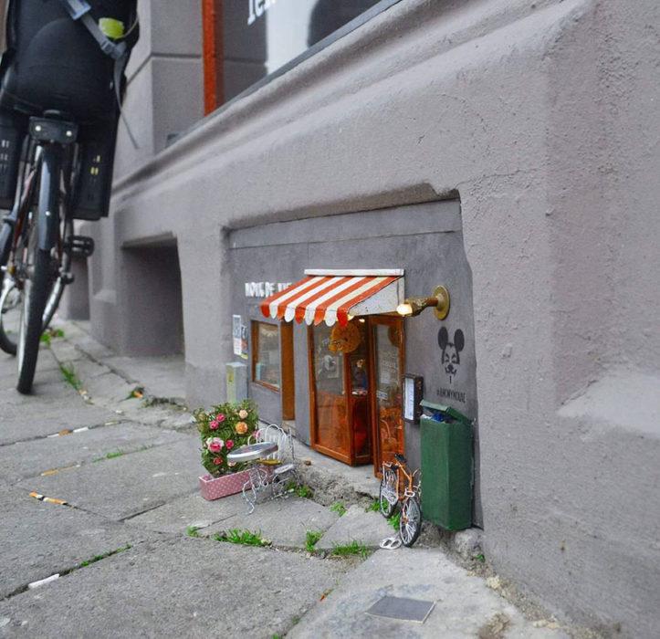 restaurante para ratones en suecia