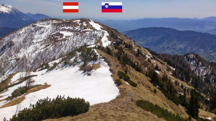 frontera entre austria y eslovenia