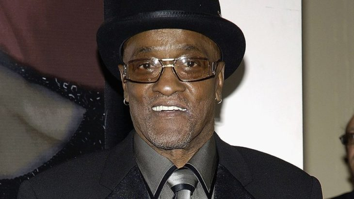 billy paul sonriendo