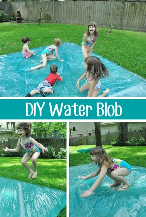 burbuja de agua