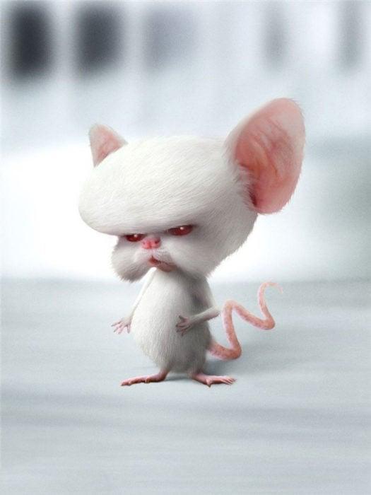 ratón cerebro si fuera real