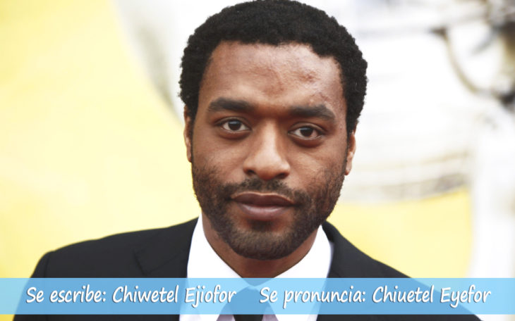 Chiwetel Ejifor