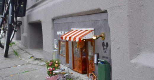 tienda de ratones en suecia