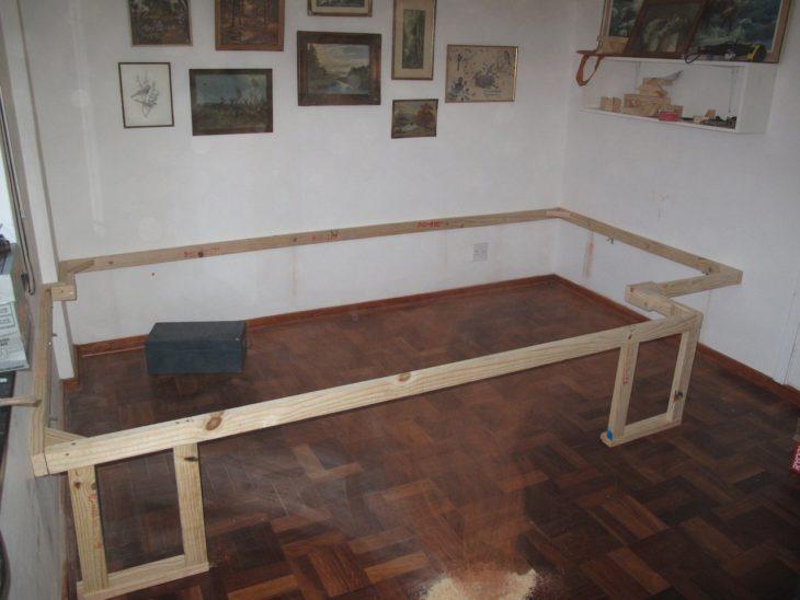 escritorios modernos para habitaciones pequeñas