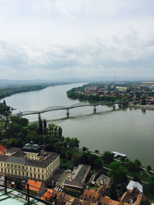 frontera entre hungaria y eslovaquia