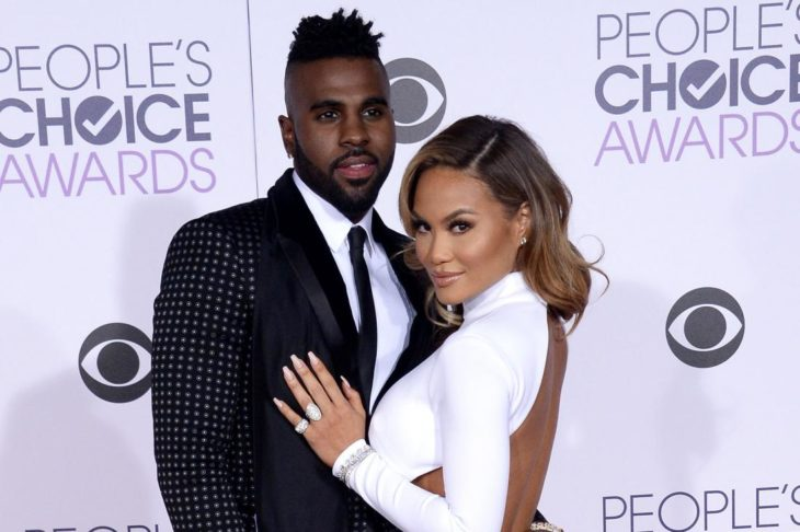 Jason Derulo y Daphne Joy