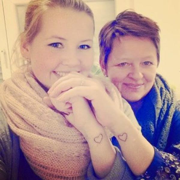 hija y madre