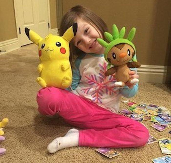 niña compró jueguetes en amazon con la cuenta de su mamá
