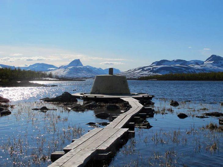 frontera entre normanda Suecia y finlandia