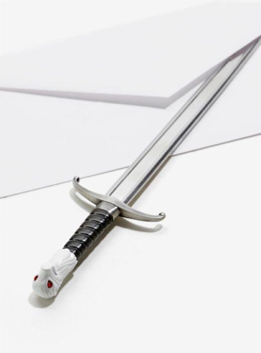 cuchillo para cartas