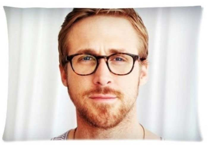 almohada de Ryan Gosling como regalo de navidad