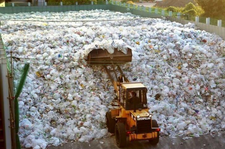 planta de basura
