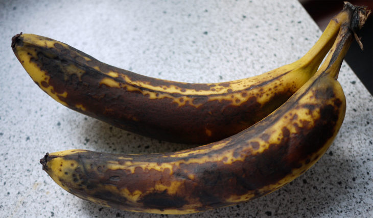 plátano negro