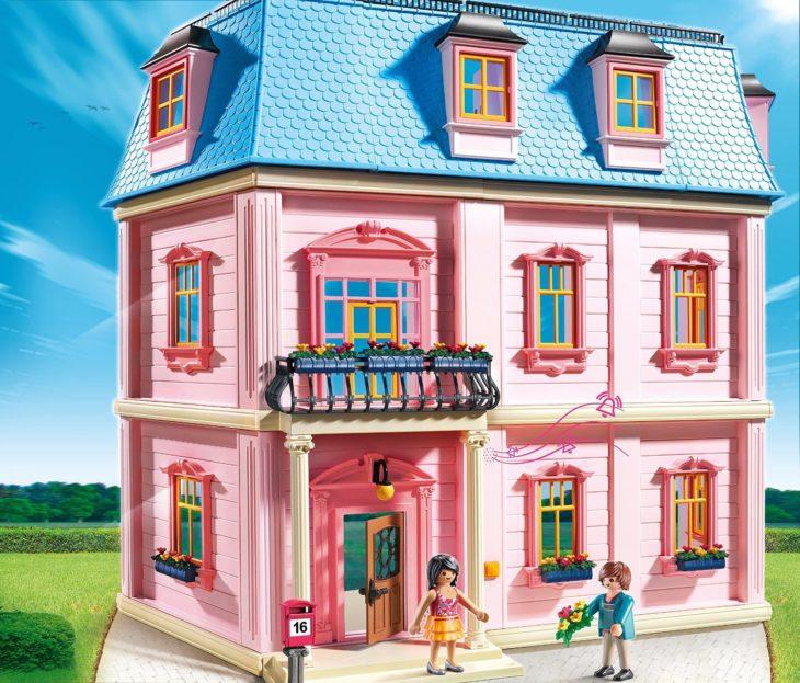 casa de muñecas playmobile
