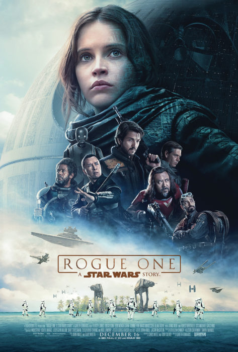 póster de rogue one star wars
