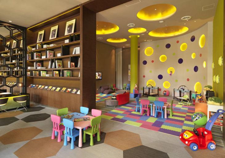 salas para niños