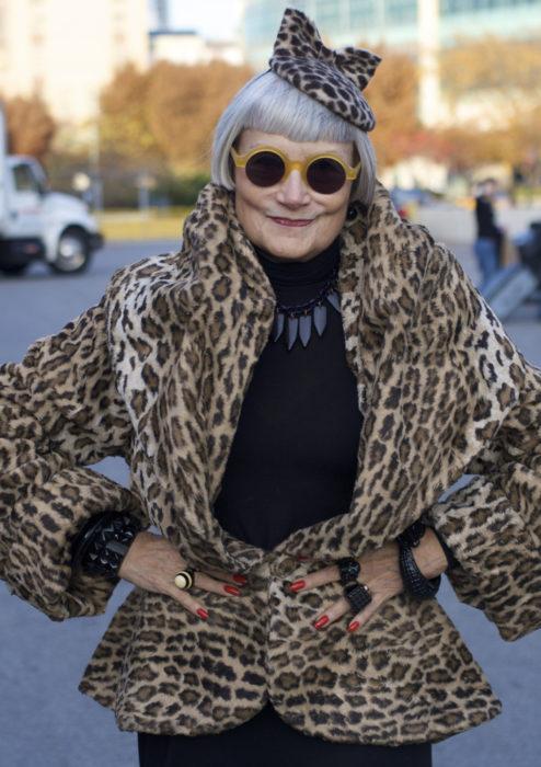 viejita a la moda