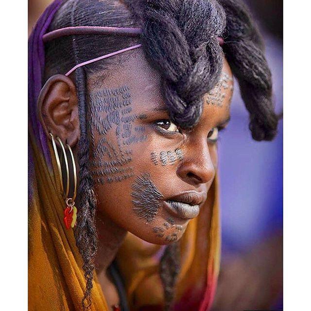 tatuajes africanos