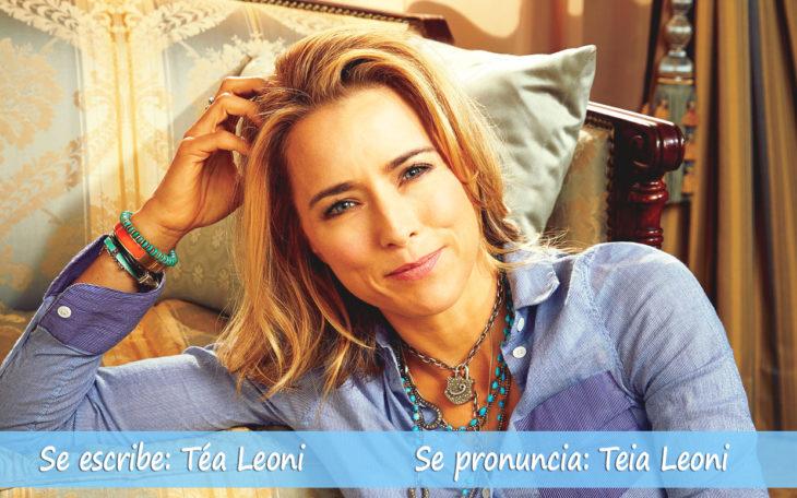 Téa Leoni