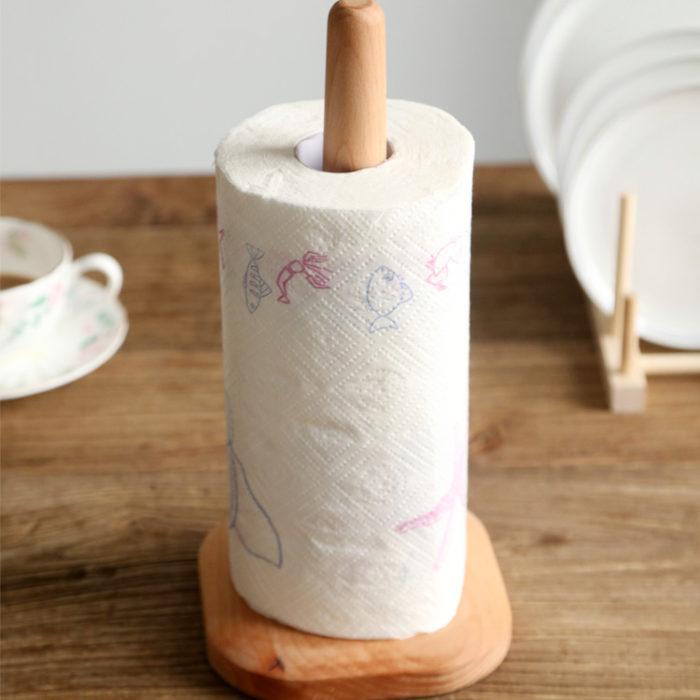 rollo de servilletas de papel