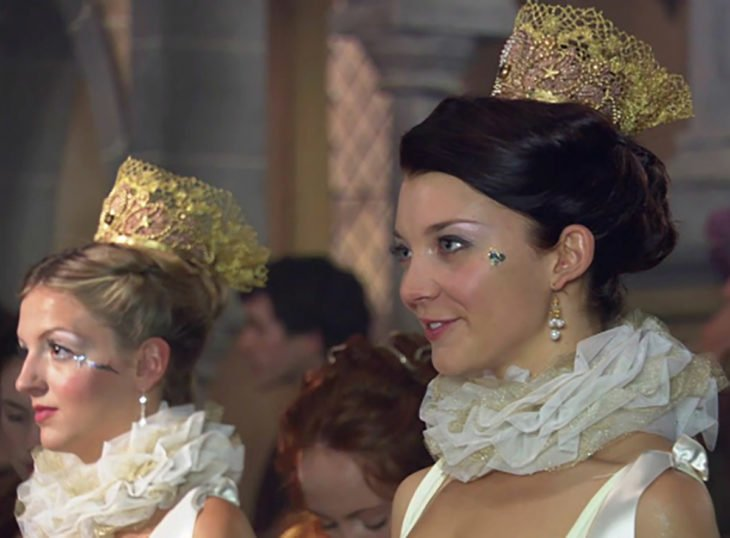 vestuario de the tudors