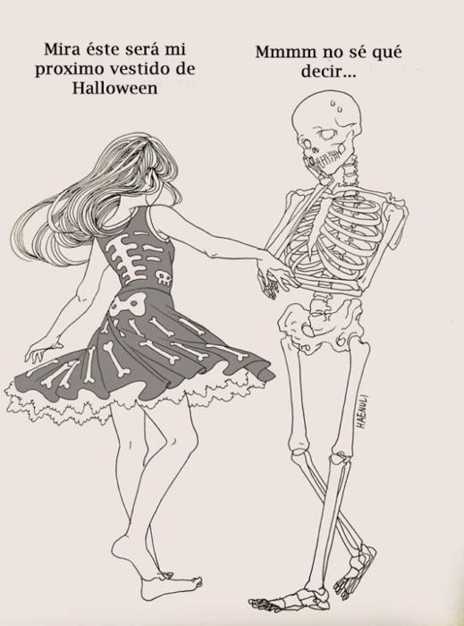 bailar con la muerte