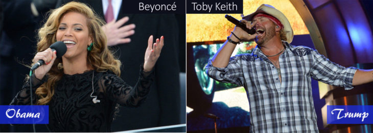 beyonce y toby keith
