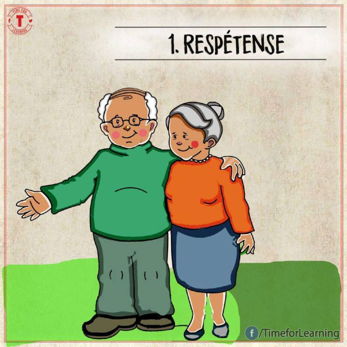 Ilustración amor - respétense
