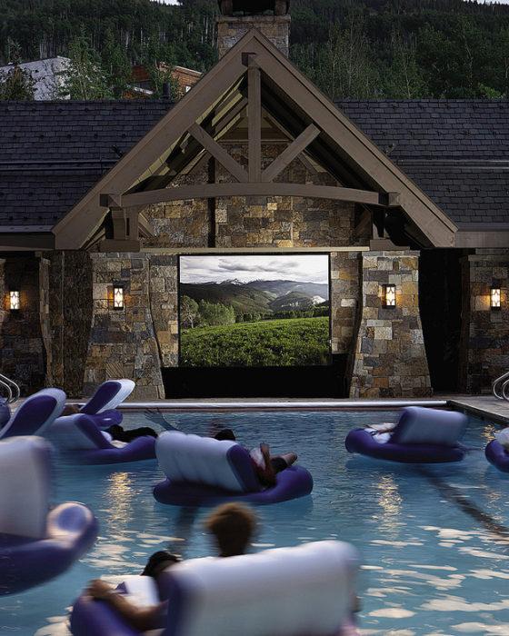 10 cosas casa ideal alberca con sala de cine