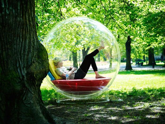 10 cosas casa ideal uan burbuja movil