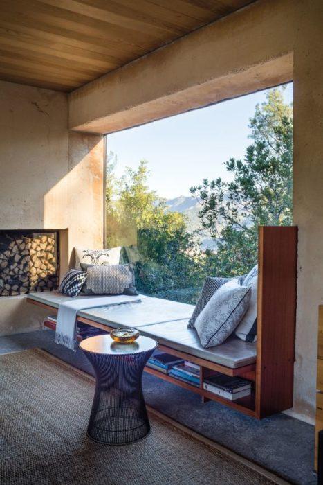 10 cosas casa ideal ventana con cama y bella vista