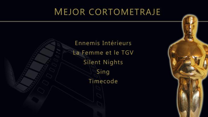 Oscares 2017 - lista de peliculas nominadas para mejor cortometraje