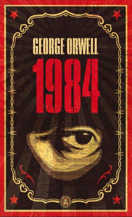 novela de george orwell