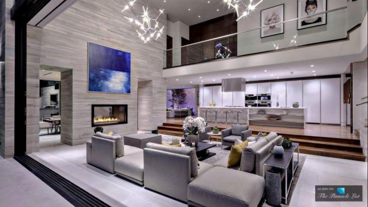 diseño interior de lujo