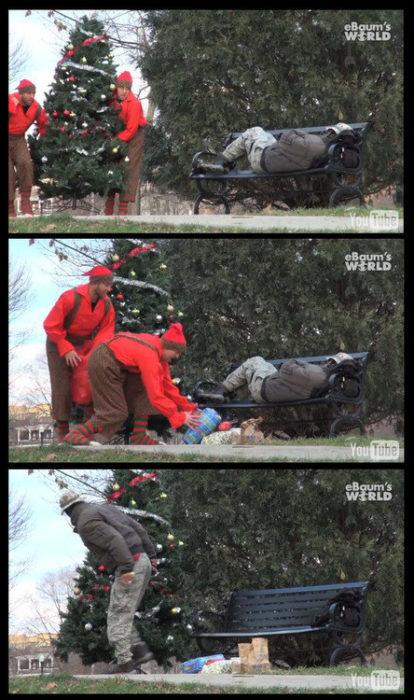 20 fotos para creer en la humanidad regalos navidad