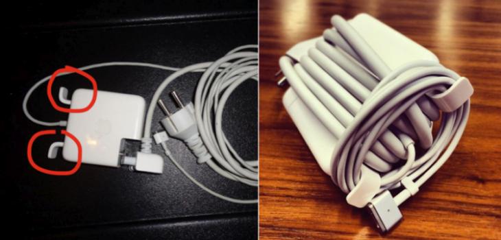 20 objetos mal usados cables