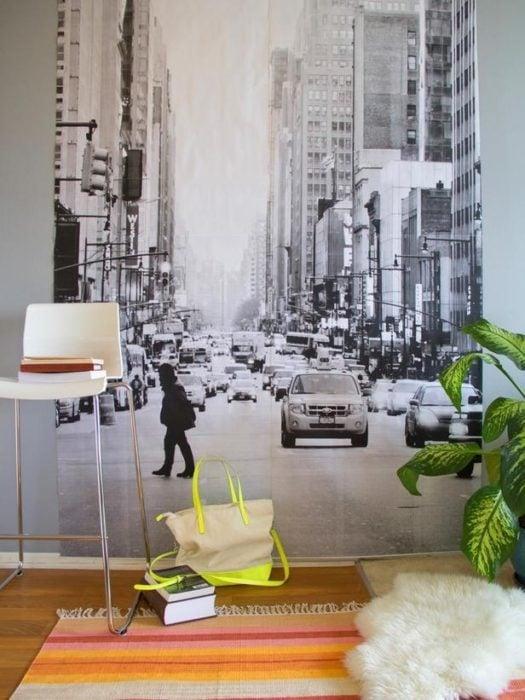 20 tips remodelar recamara mural