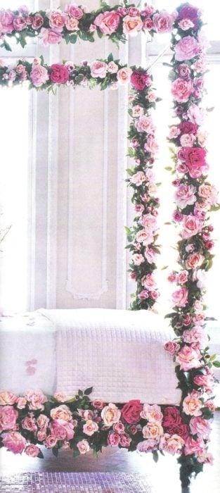 20 tips remodelar recamara rosas