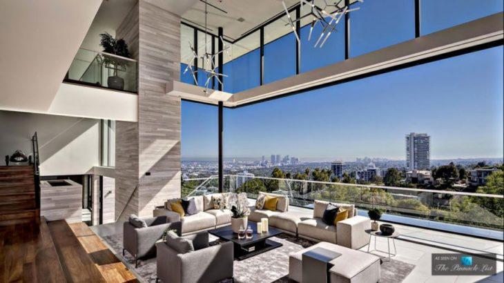 apartamento con vista de lujo