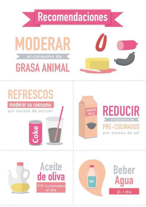 infografía dieta equilibrada parte 5