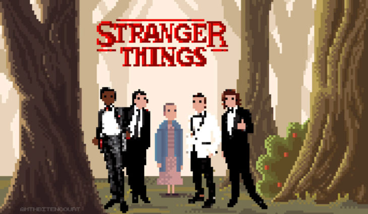 stranger things bit