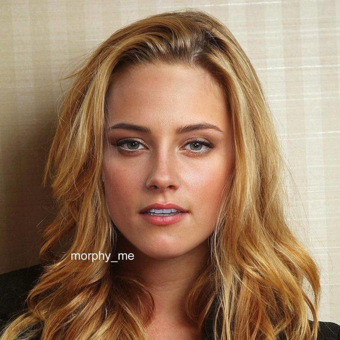 Amber Heard y Kristen Stewart fusionadas