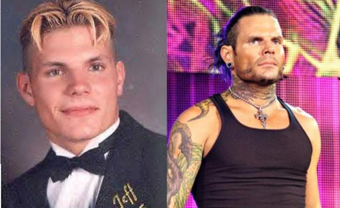 Antes y despues famosos WWE 012