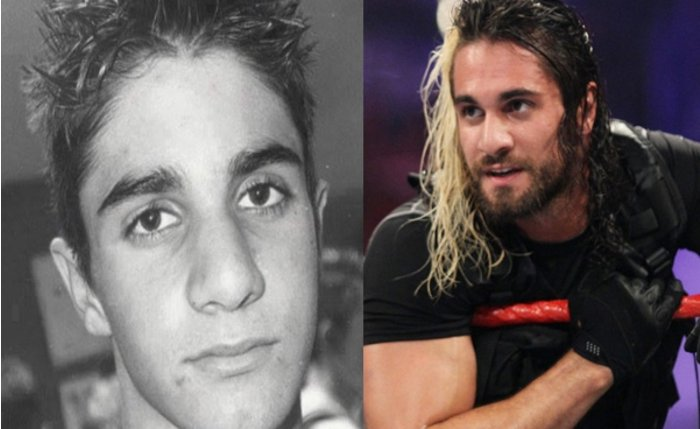 Antes y despues famosos WWE 015